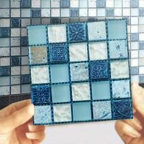 Self-adhesive Tile Stickers - New Year New Look