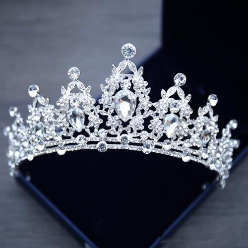 Wedding Crown Hair Jewelry Bridal Tiaras