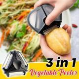 3 in 1 Vegetable Peeler