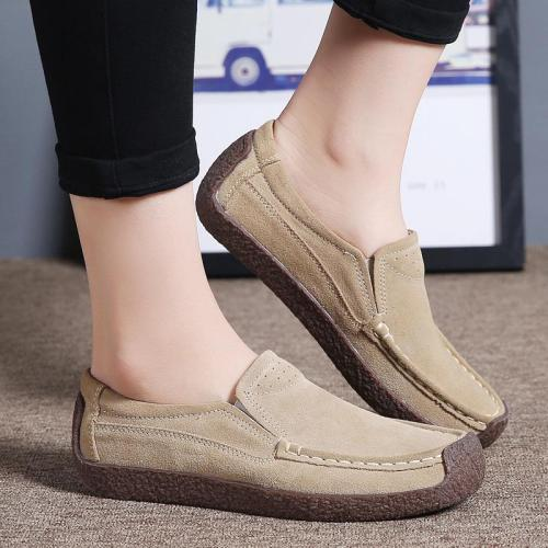 Spring Summer Comfort Fashion Women's Loafer Shoes
