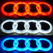🚗4D Car Logo Badge LED Light✨