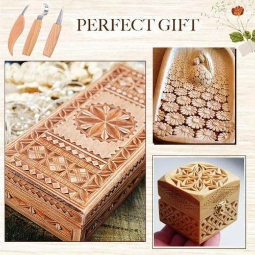 Wood Carving Tool Kit