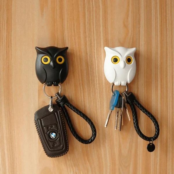 ⚡Spring Flash Sale - Buy 3 Get Extra 8% OFF⚡ Owl Key Hook