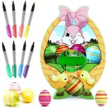 2021 Best Easter Gift-Fun DIY eggs Set