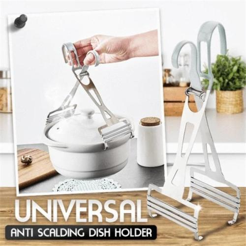 Universal Anti Scalding Dish Holder