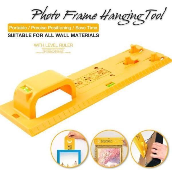 Photo Frame Hanging Tool