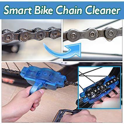 Smart Bike Chain Cleaner