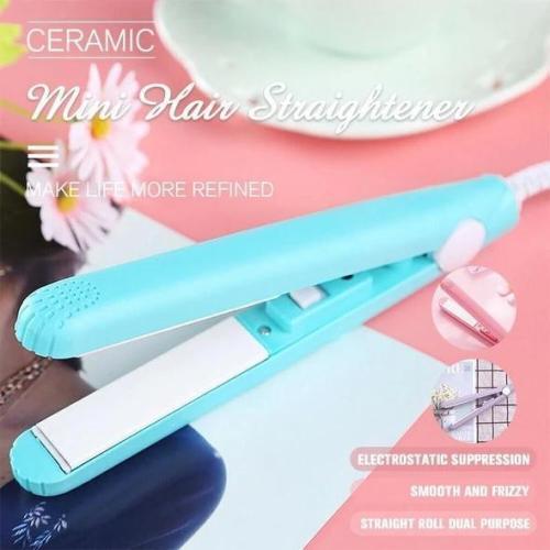 Ceramic Mini Hair Straightener