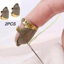 Sewing Thimble Finger Protector