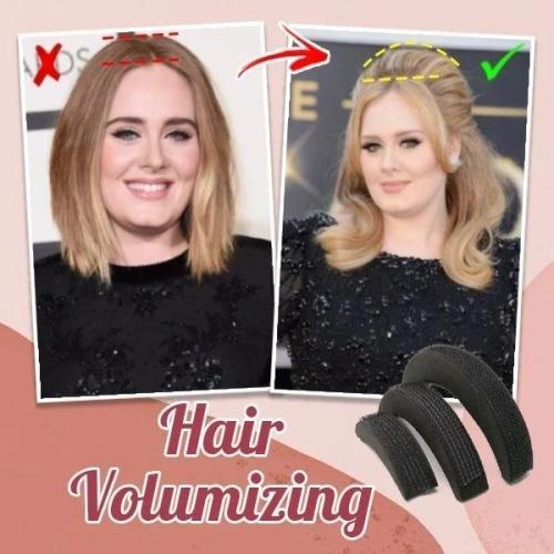 3Pcs Invisible Fluffy Hair Lifting Clips