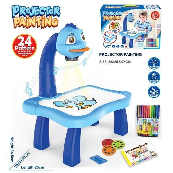 Children Projection Drawing Board