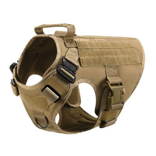 Tactical No Pull Dog Harness v2