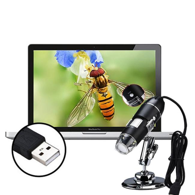 1000X Zoom HD Microscope Camera
