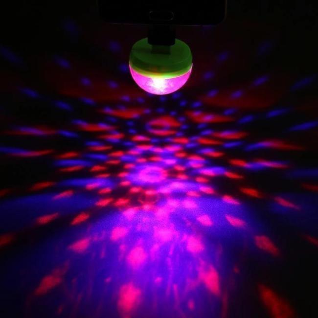 Usb Party Lights Mini Disco Ball