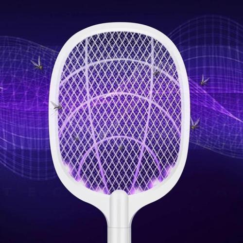 2-IN-1 ELECTRIC SWATTER & NIGHT MOSQUITO KILLING LAMP