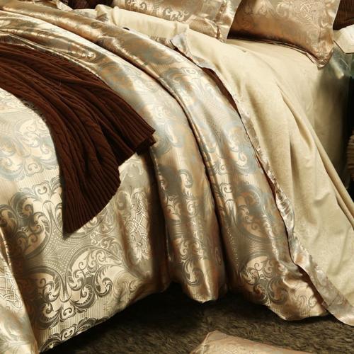 Blend Jacquard  Bedding Sets