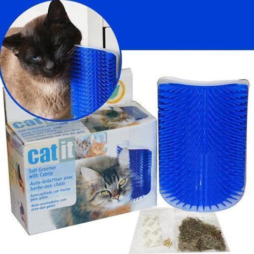 The Cat's Corner Massage Brush