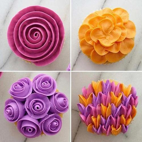 Cake Decorating Practice Boards - Reusable