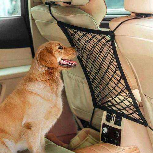 Car Seat Storage Mesh - High intensity elasticity