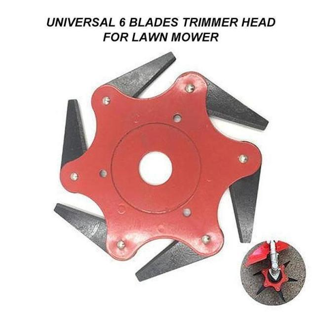 Steel Trimmer Head