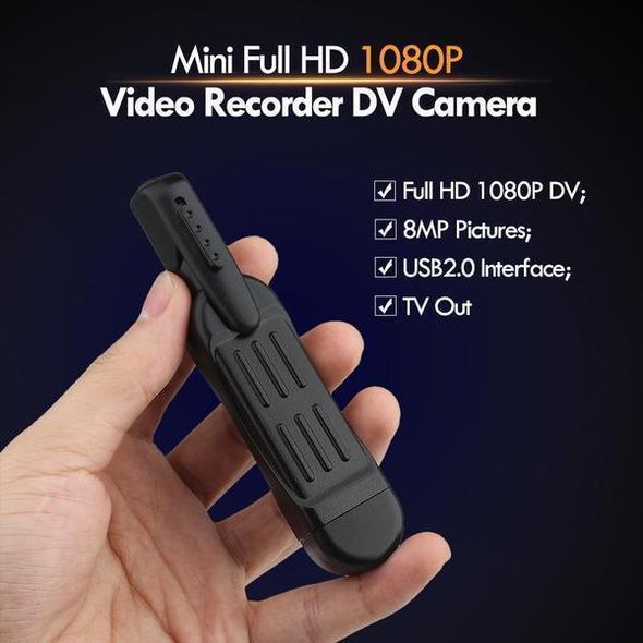 Mini HD Video Recorder