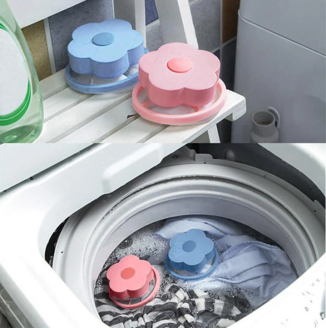 Floating Pet Fur Paper Catcher-Effectively Prevents Lint From Depositing On Your Clothing!