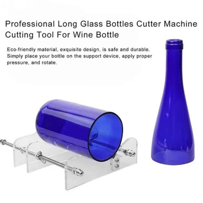 CutGlass - Glass Bottle Cutting Tool
