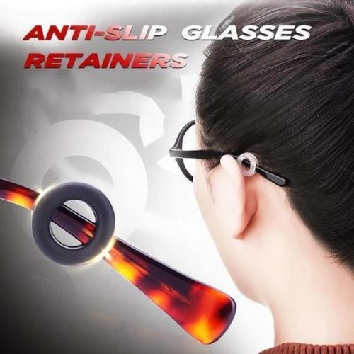 Anti-Slip Round Comfort Glasses - the comfortable and skin-friendly material ensures long-term wear