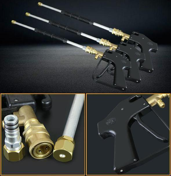 Pressure Washer Trigger Gun and 36  Lance Combo