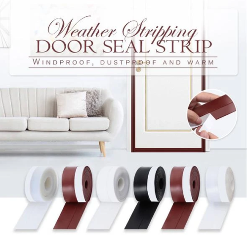 Weather Stripping Door Seal Strip-keep bugs out, anti-dust, weatherproof , soundproof and reduce the noise