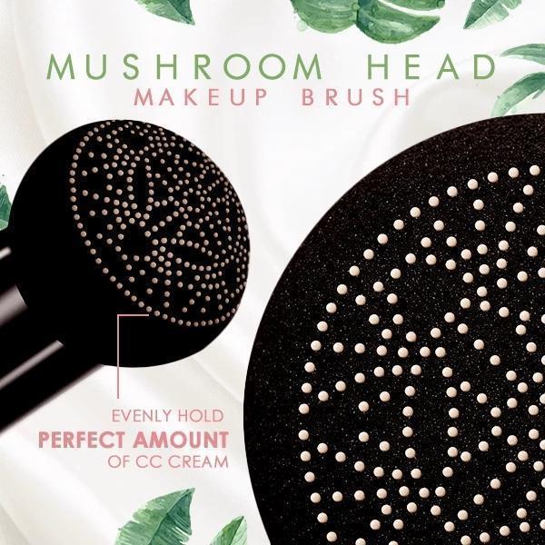 Mushroom Head Air Cushion CC Cream - Long-Lasting, Waterproof and Sweatproof