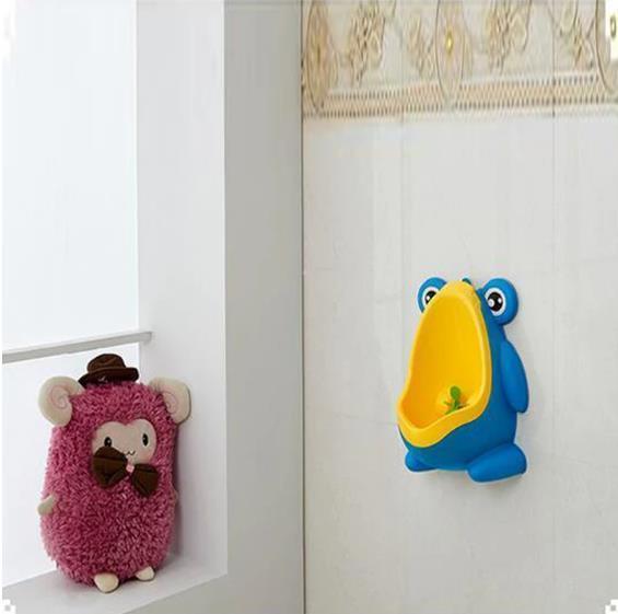 Baby Boy Potty Toilet Training