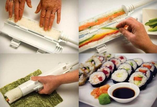 Sushi Making Machine - Our sushi roller made of high end food grade plastic