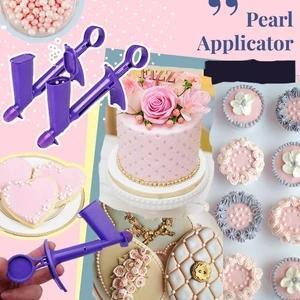 Cake Decorating Fondant Pearl Applicator