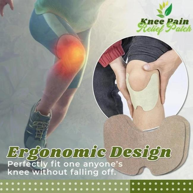 Knee Joint Pain Relief Patches - relief from localized pain quickly