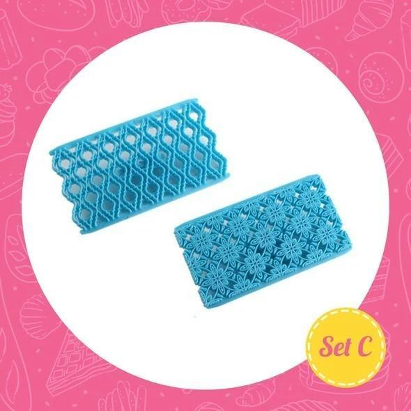 EMBOSSING CAKE MOLD
