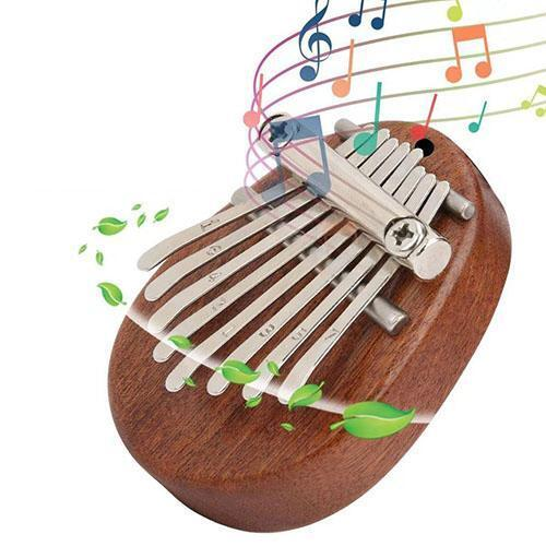 8 Keys Mini Kalimba Thumb Piano