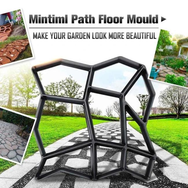 Path Floor Mould