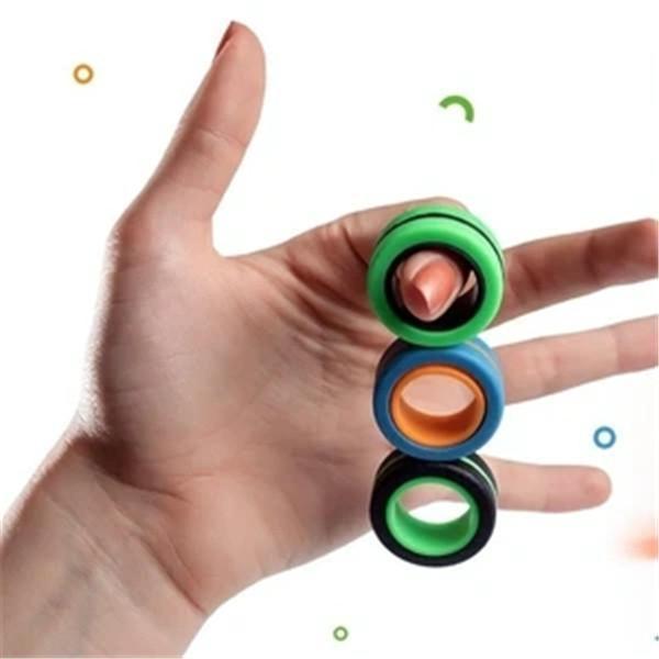 magnetic rings