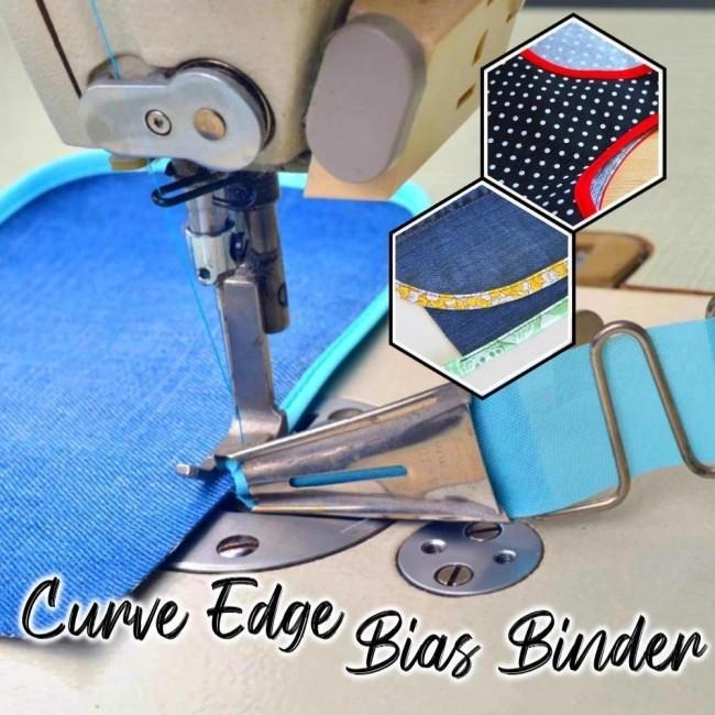 Curve Edge Bias Binder