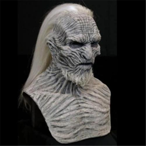 White Walker Mask