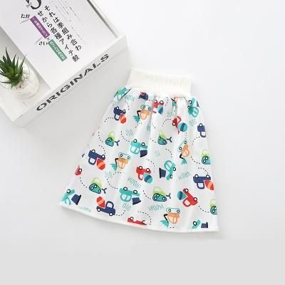 Built-in Reusable Swim Diaper Comfy Childrens Diaper Skirt Shorts 2 in 1 Waterproof and Absorbent Shorts for Baby Toddler bing-T Jupe de Couche B/éb/é