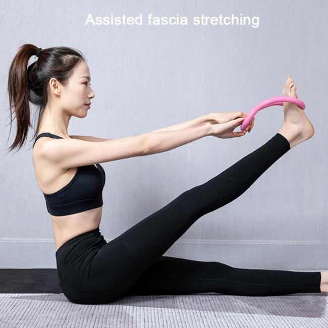 Yoga Ring Pilates Fitness Circle