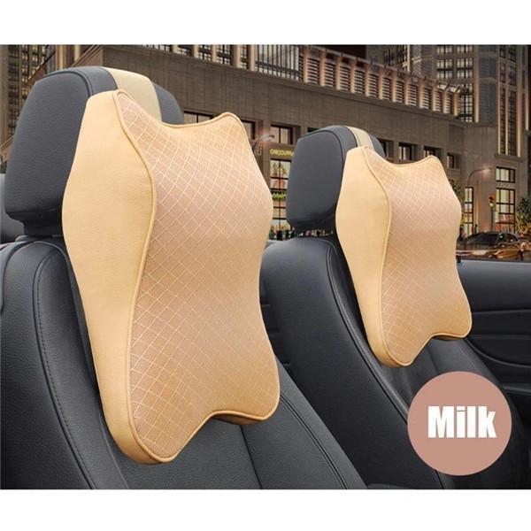 Car Seat Headrest Neck Rest Cushion