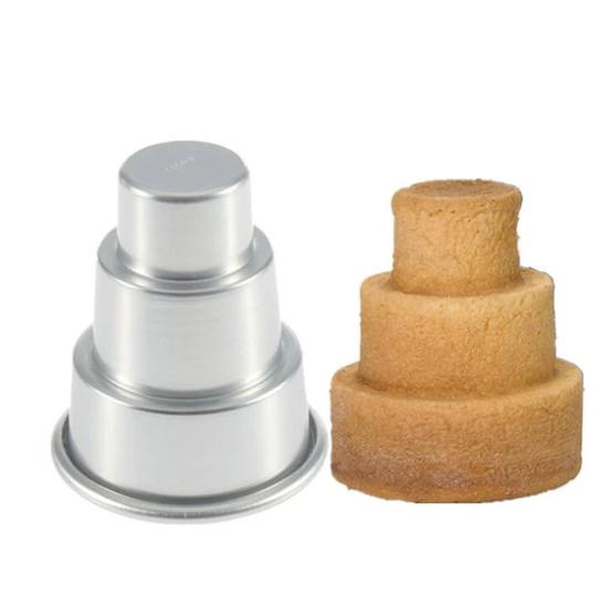 Mini Multi-Layer Cake Tray