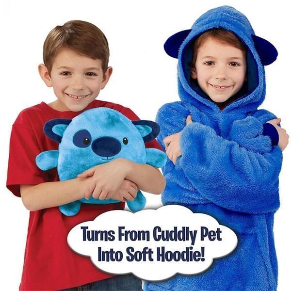 Cute Warm Comfy Pets Hoodie
