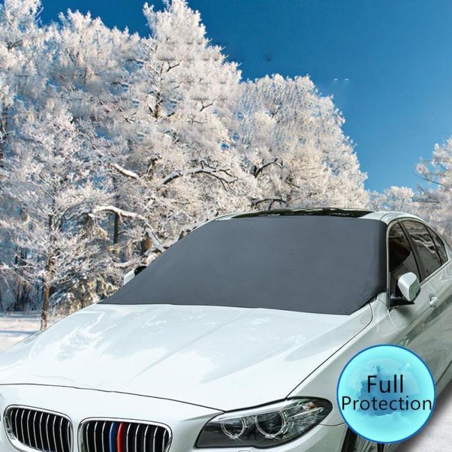 Universal Premium Windshield Snow Cover Sunshade
