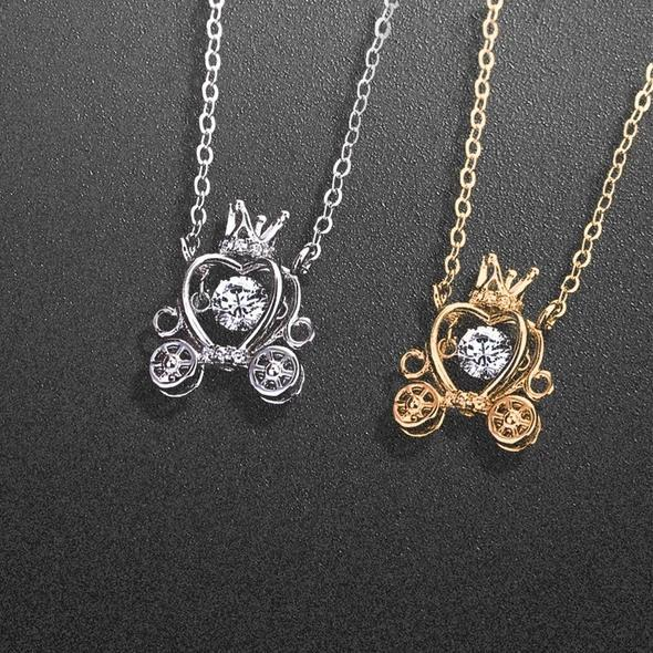 Beating Heart S925Silver Necklace