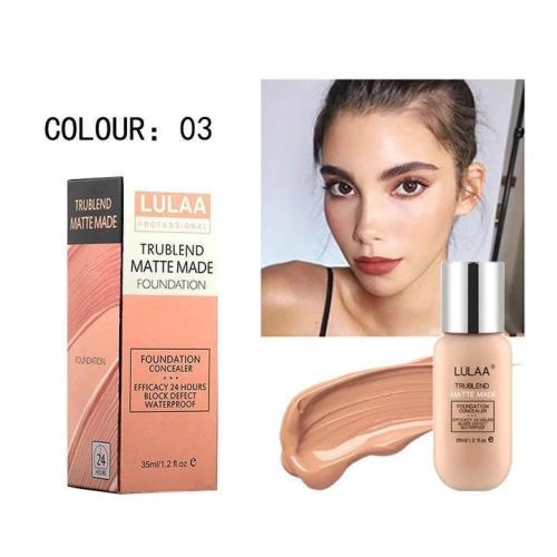 35ML Long Lasting Waterproof Matte Liquid Foundation