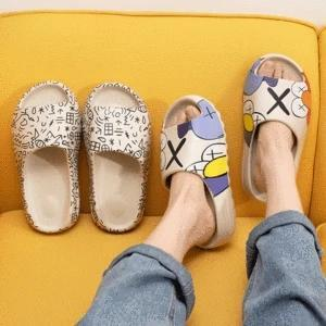 Summer Fashionabel Slippers